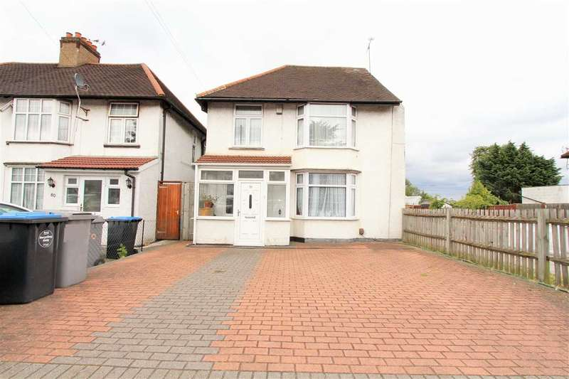 3 Bedrooms Detached House for sale in Watford Road, Wembley