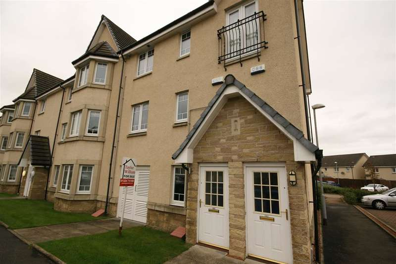 1 Bedroom Apartment Flat for sale in Mccormack Place, Larbert