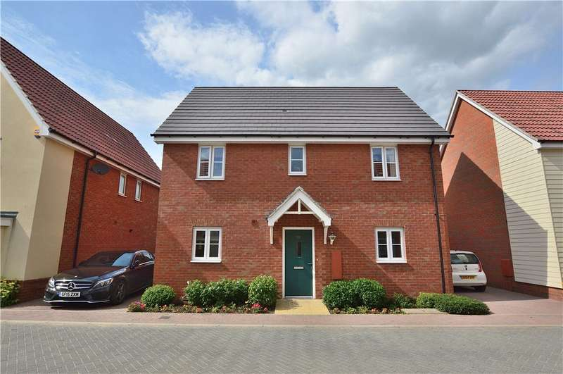 4 Bedrooms Detached House for sale in Elsenham