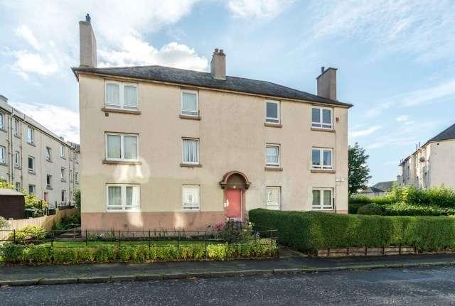 2 Bedrooms Flat for sale in Loganlea Road, Craigentinny, Edinburgh, EH7 6NJ