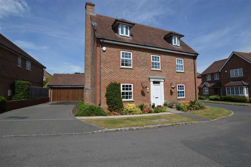 5 Bedrooms Detached House for sale in Grenedier Close, Reading, RG2