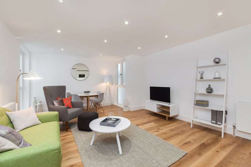 1 Bedroom Flat for sale in Grafton Mews, Fitzrovia, London, W1T