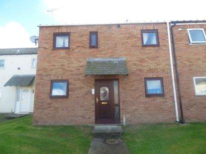 3 Bedrooms End Of Terrace House for sale in Ffordd Elisabeth, Llandudno, Conwy, LL30