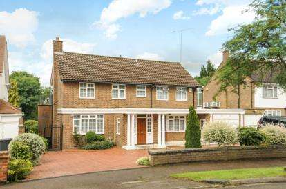 5 Bedrooms Detached House for sale in Harmsworth Way, Totteridge