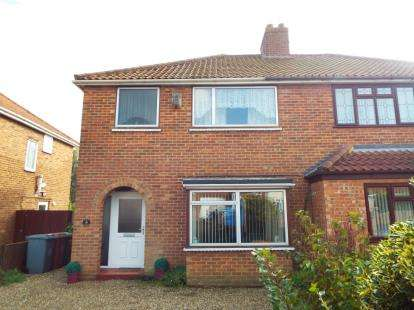 3 Bedrooms Semi Detached House for sale in Norwich, Norfolk, England