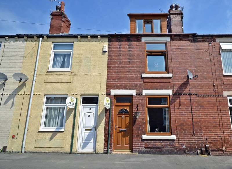 3 Bedrooms Terraced House for sale in Normanton Street, Horbury