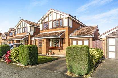 3 Bedrooms Link Detached House for sale in The Ladysmith, Ashton-Under-Lyne, Greater Manchester, Ashton