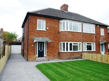 4 Bedrooms Semi Detached House for sale in Emerson Avenue, Middlesbrough, North Yorkshire
