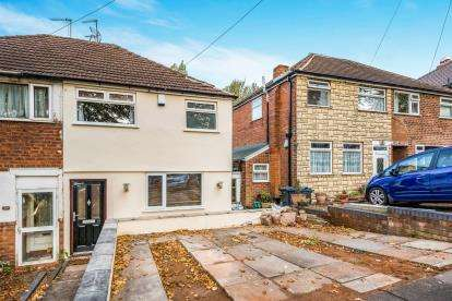 2 Bedrooms Semi Detached House for sale in Corbridge Avenue, Great Barr, Birmingham, West Midlands