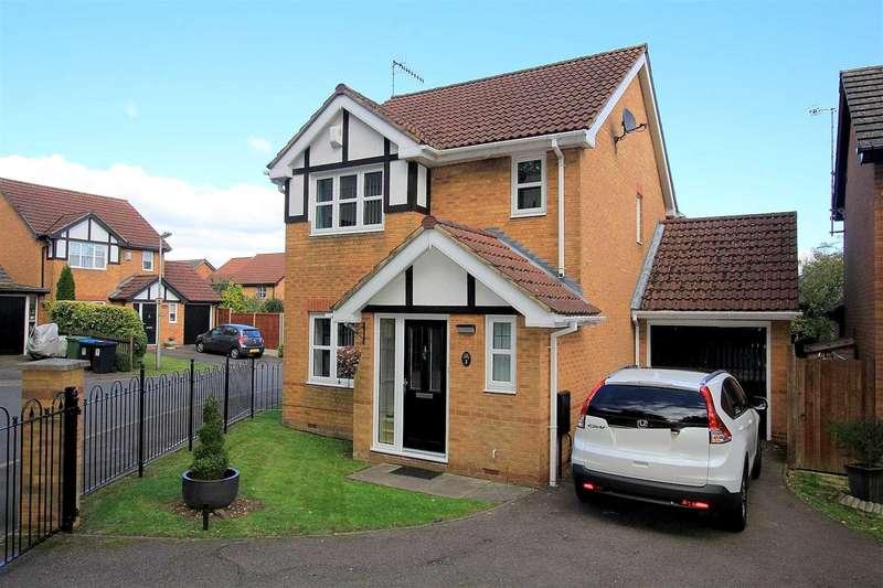 3 Bedrooms Detached House for sale in Bards Corner, Hemel Hempstead