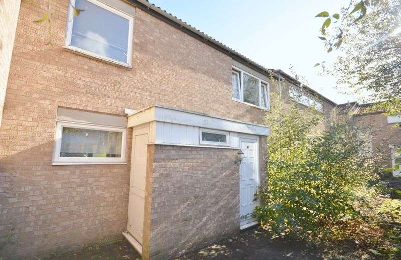 3 Bedrooms Terraced House for sale in Hoy Walk, Corby
