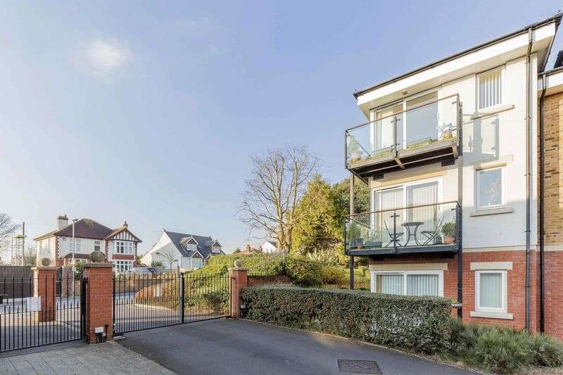 2 Bedrooms Retirement Property for sale in Langstone Court, Drayton Lane, Drayton