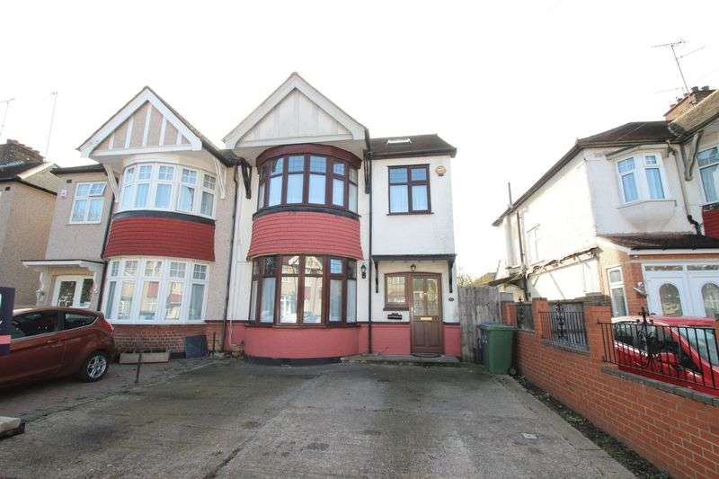 4 Bedrooms Semi Detached House for sale in Argyle Road, North Harrow