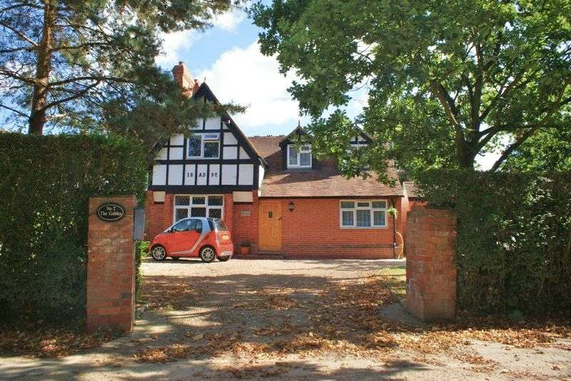 4 Bedrooms Semi Detached House for sale in Shurlock Row, Berkshire.