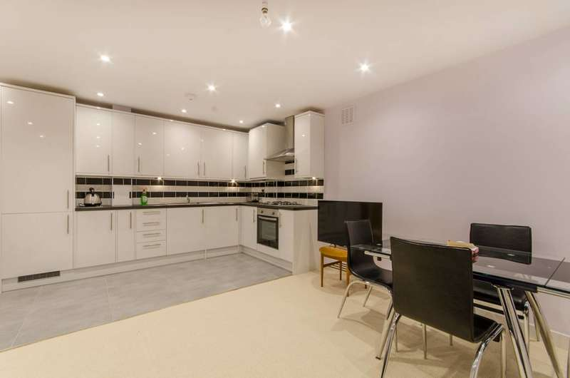 1 Bedroom Flat for sale in Woodchurch Road, South Hampstead, NW6