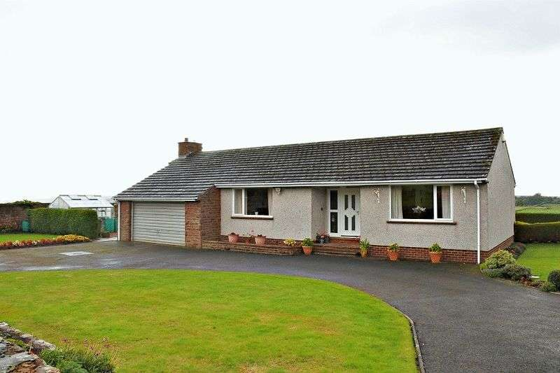 2 Bedrooms Detached Bungalow for sale in Quietways, Hornsby Gate