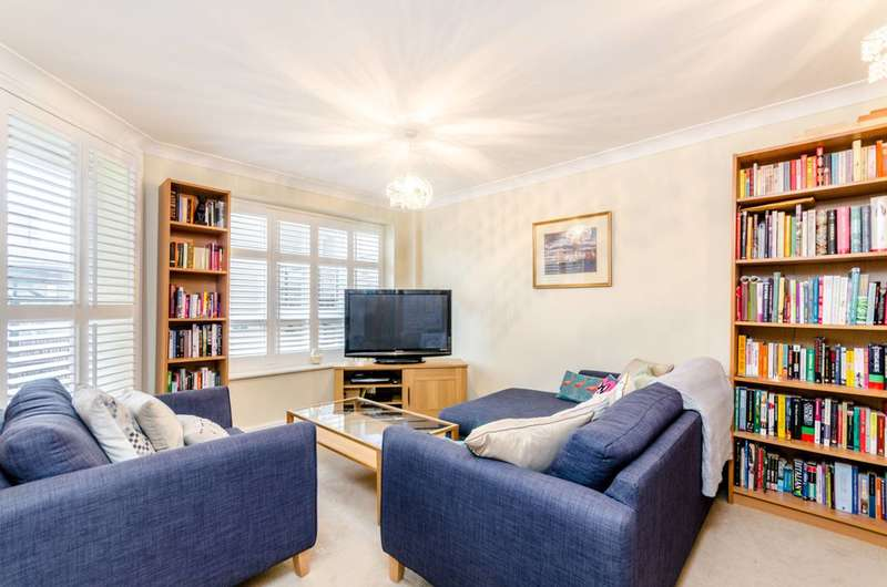 2 Bedrooms Flat for sale in Galleons View, Isle Of Dogs, E14