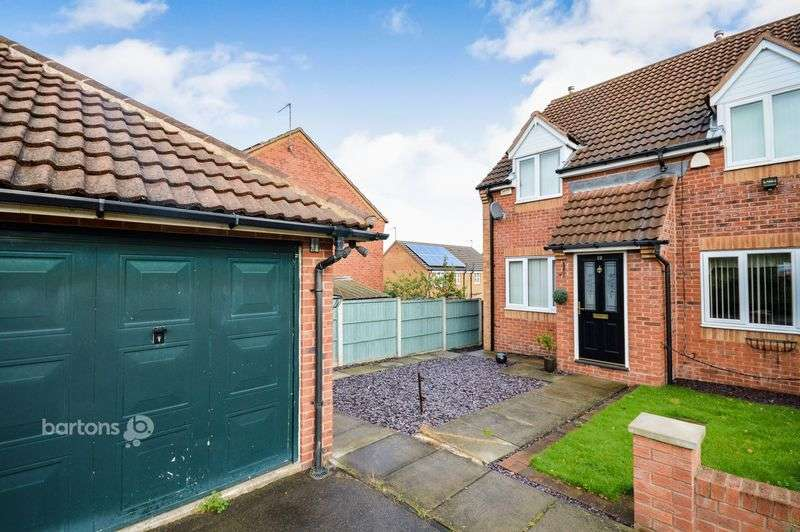 2 Bedrooms Terraced House for sale in Constable Way, Dalton, Rotherham
