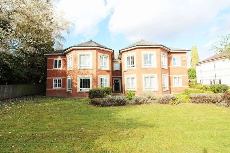 2 Bedrooms Flat for sale in Cavendish Court, Lache Lane, Chester