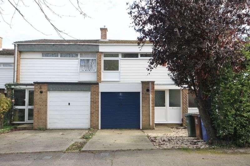 3 Bedrooms Terraced House for sale in KIDLINGTON