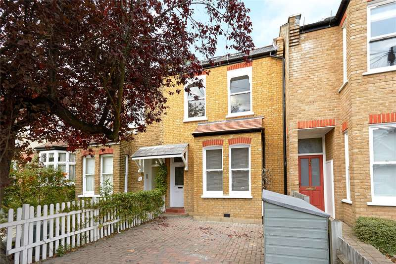4 Bedrooms Terraced House for sale in Pepys Road, West Wimbledon, London, SW20