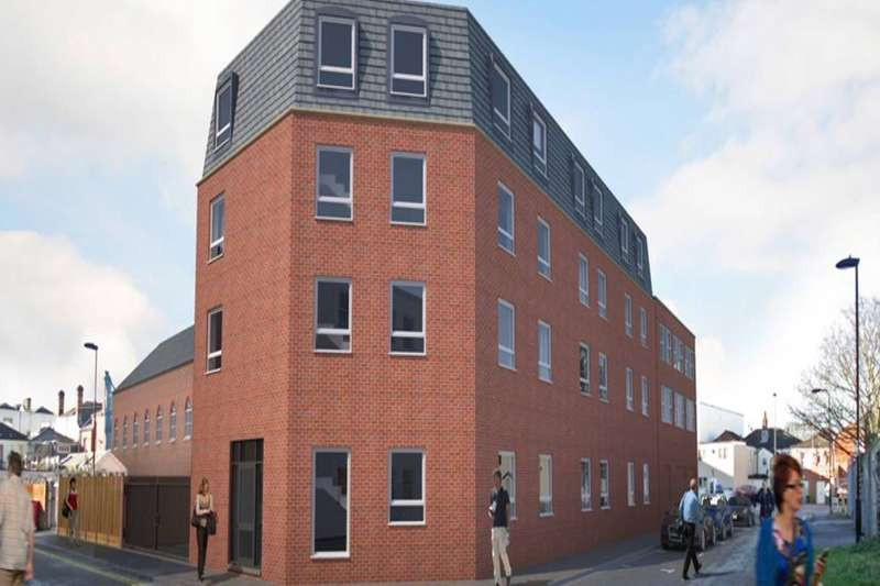 1 Bedroom Flat for rent in Southampton Street, Southampton, SO15