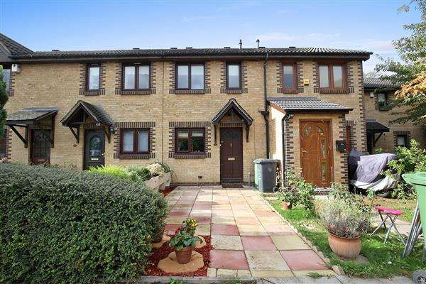 2 Bedrooms Terraced House for sale in Tarragon Close, Southerngate Way, New Cross