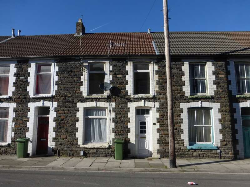 3 Bedrooms Terraced House for sale in Phillip Street, Pontypridd