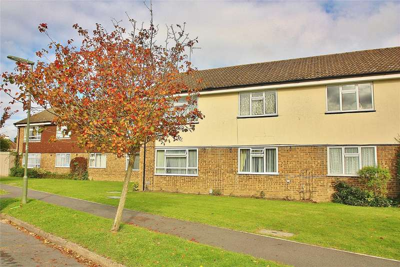 2 Bedrooms Maisonette Flat for sale in Sutton Avenue, Woking, Surrey, GU21