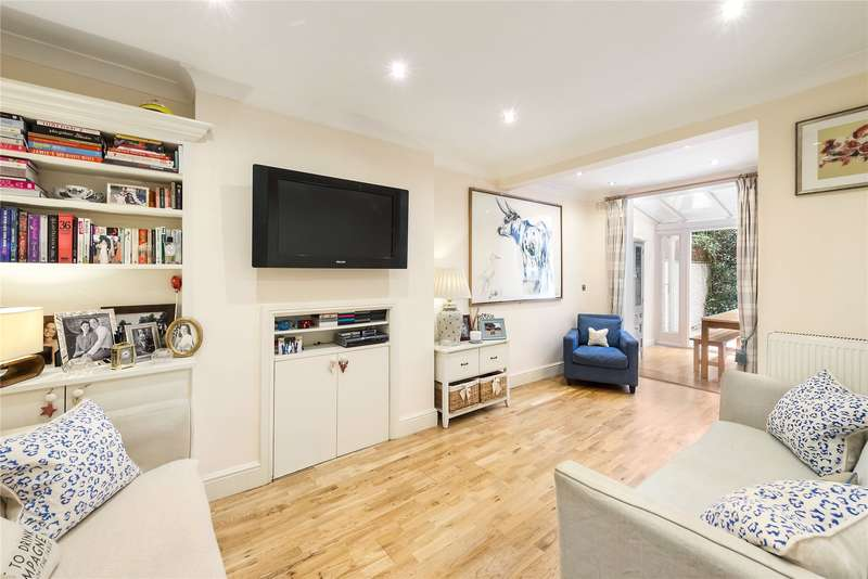 2 Bedrooms Flat for sale in Winchester Street, London, SW1V