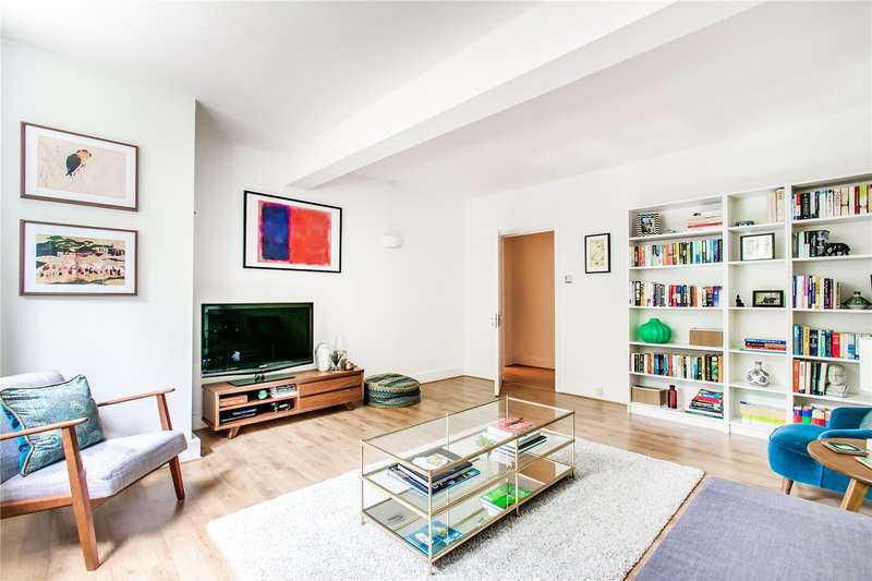 1 Bedroom Flat for sale in Hightrees House, Nightingale Lane, SW12