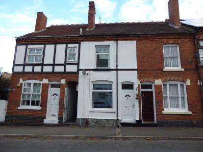 2 Bedrooms Terraced House for sale in Church Street, Cradley Heath, West Midlands