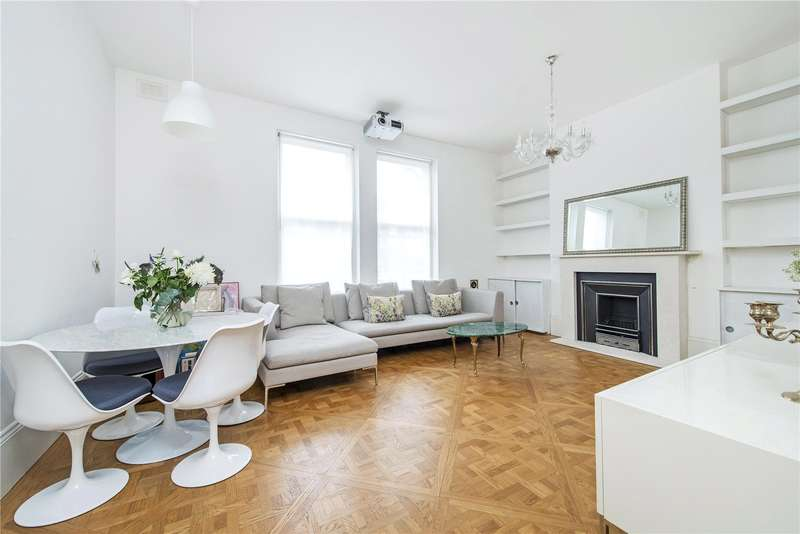 2 Bedrooms Flat for sale in Marylands Road, London, W9
