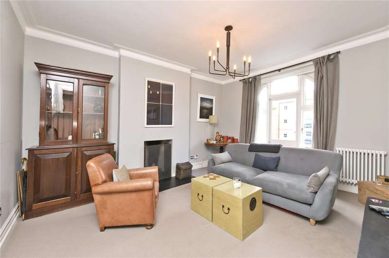 1 Bedroom Flat for sale in Delaware Mansions, Delaware Road, W9
