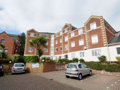 1 Bedroom Flat for sale in Pennsylvania Road, Exeter, Devon