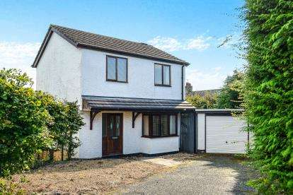 3 Bedrooms Detached House for sale in Mill Lodge, Llandegfan, Menai Bridge, Sir Ynys Mon, LL59