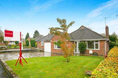2 Bedrooms Bungalow for sale in Butley Close, Macclesfield, Cheshire