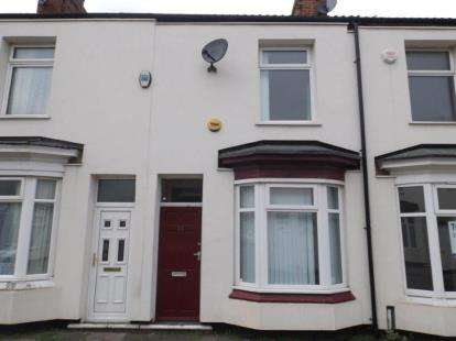 2 Bedrooms Terraced House for sale in Falkland Street, Middlesbrough, North Yorkshire