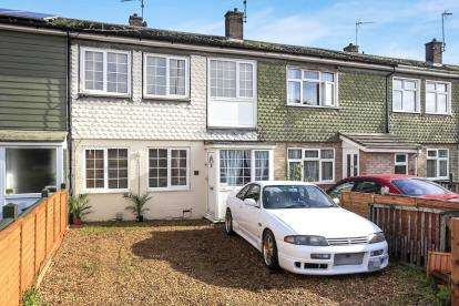 3 Bedrooms End Of Terrace House for sale in Gayton Court, Peterborough, Cambridgeshire, United Kingdom