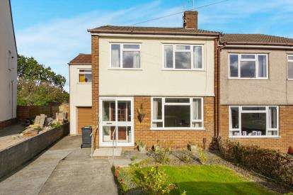 4 Bedrooms Semi Detached House for sale in Walnut Crescent, Kingswood, Bristol