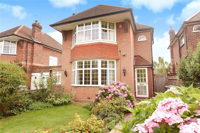 3 Bedrooms House for sale in West End Avenue, Pinner, Middlesex, HA5