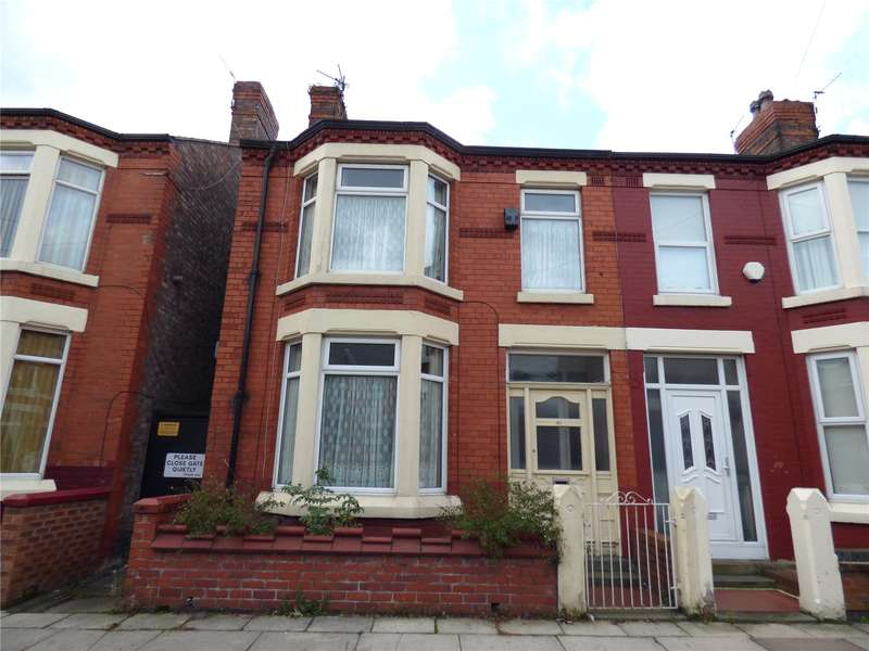 3 Bedrooms Terraced House for sale in Mauretania Road, Liverpool, Merseyside, L4