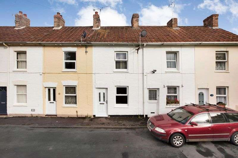 2 Bedrooms Terraced House for sale in Liberty Place, Bridgwater
