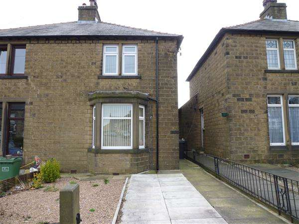 2 Bedrooms Semi Detached House for sale in Scar Lane, Golcar, Huddersfield