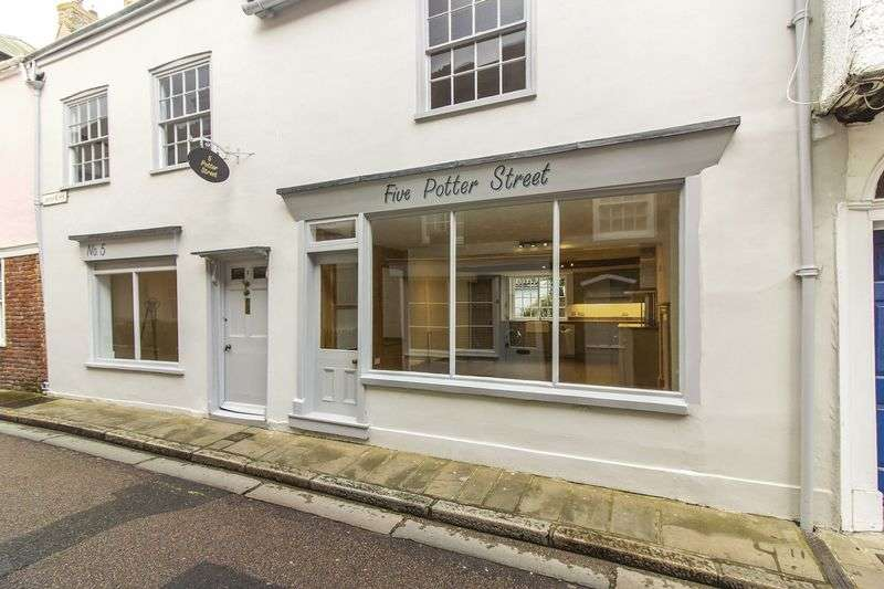 4 Bedrooms Terraced House for sale in Potter Street, Sandwich