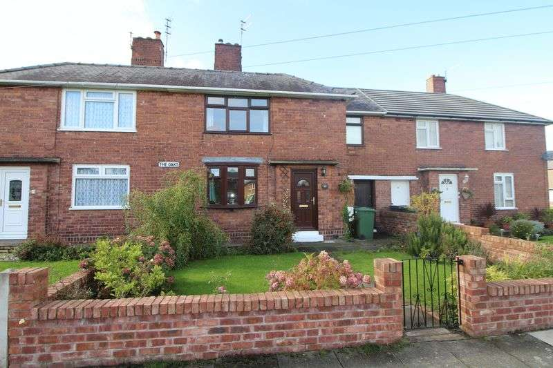3 Bedrooms Terraced House for sale in The Oaks, Bromborough
