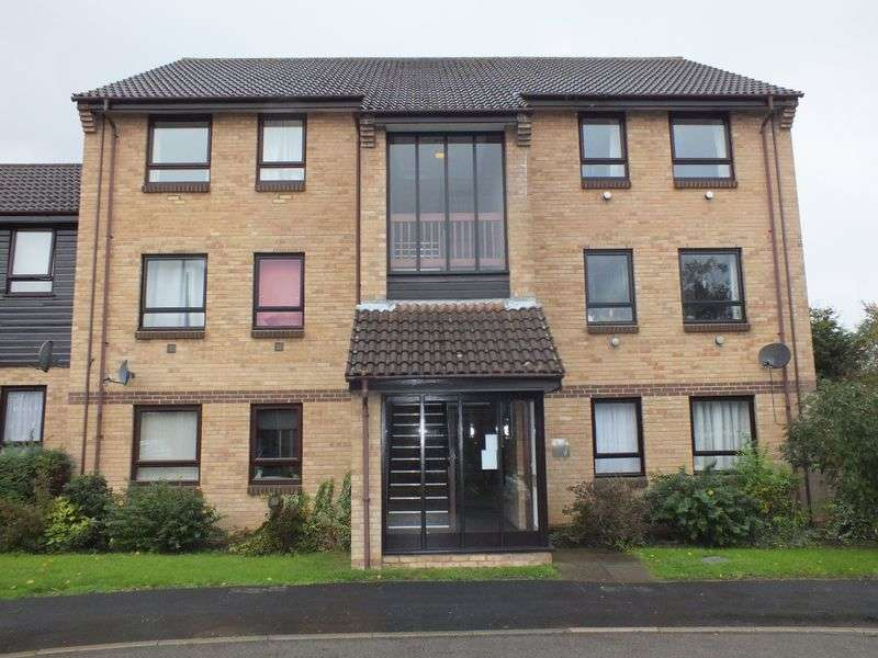 2 Bedrooms Flat for sale in Bentley Way, Norwich