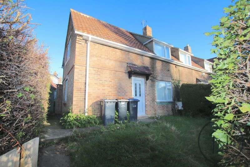 2 Bedrooms Terraced House for sale in Sharp Road, Newton Aycliffe
