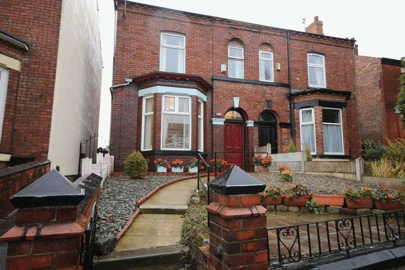 4 Bedrooms Semi Detached House for sale in Ormskirk Road, Pemberton, Wigan