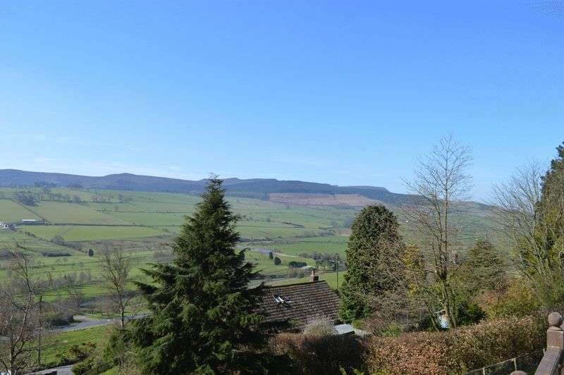 4 Bedrooms Semi Detached House for sale in Hillside Road East, rothbury